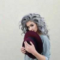 Correción de color: Pastel grey hair ♡