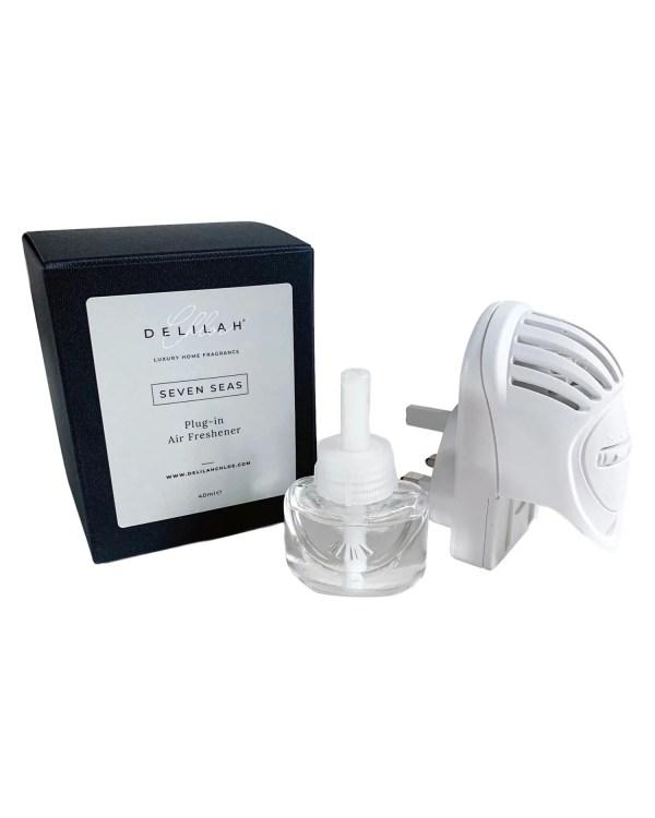 Luxury Plug-in Air Freshener, home fragrance by Delilah Chloe