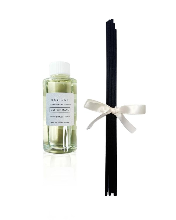 Botanial Diffuser Refill, Luxury Reed Diffusers and home fragrance