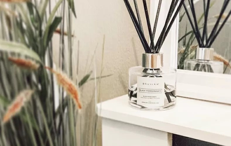 Luxury Reed Diffusers, handmade home fragrance