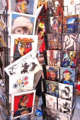Picasso est partout ici