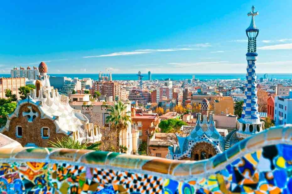 render 3D Barcelona