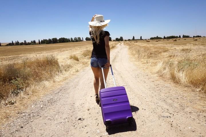 Cómo hacer la maleta