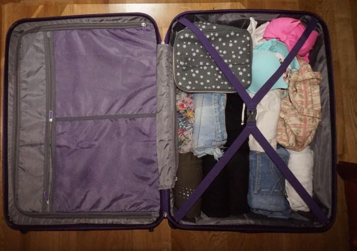 Cómo preparar la maleta