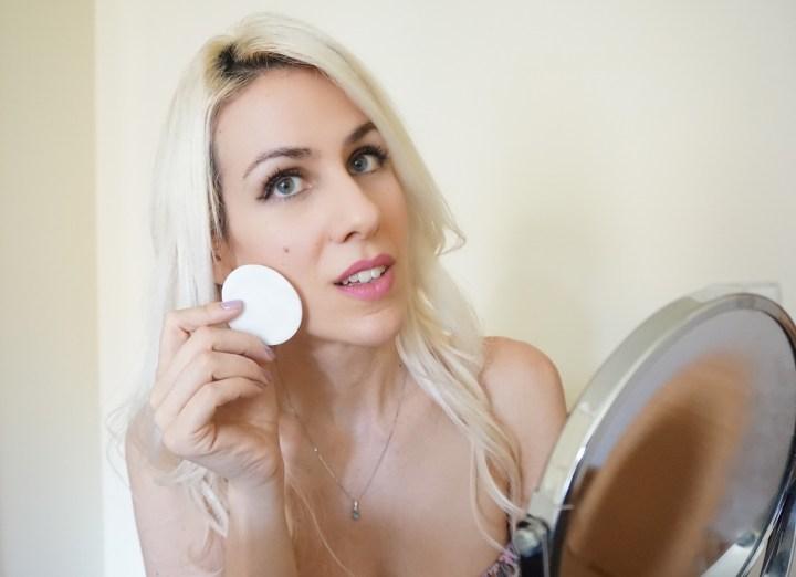 Cómo desmaquillar la piel