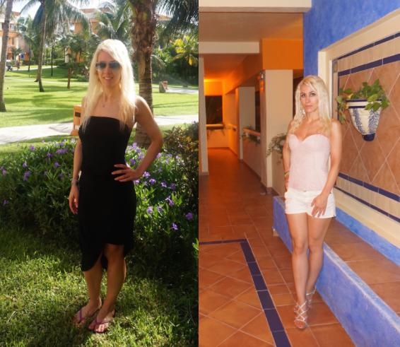 Looks de vacaciones para el día y la noche