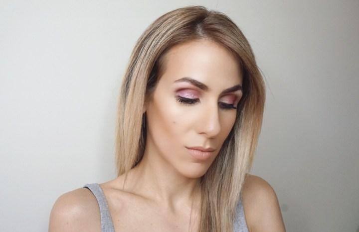 Maquillaje luminoso para verano