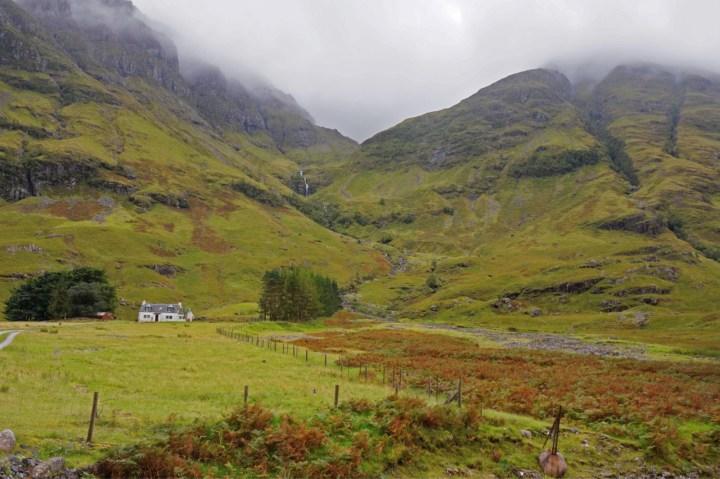 Deliria Rose Escocia Itinerario5