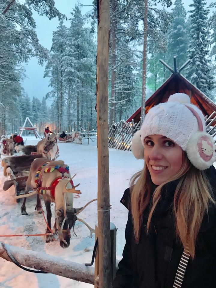 Navidad en Finlandia: Laponia y Helsinki.