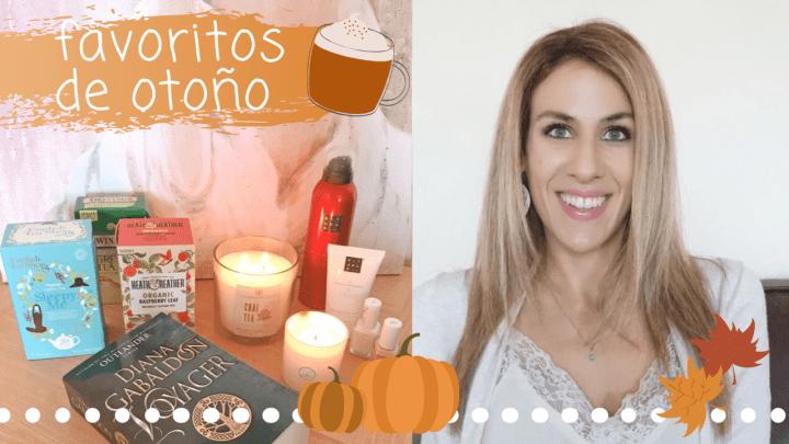 Favoritos de otoño 2019: Belleza, Hogar, Libros…