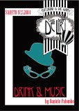 Drink & Music..... Dopocena D'autore!