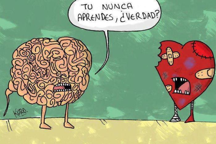 Cerebral o apasionado ??