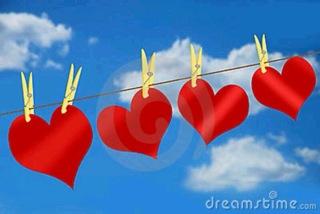 tendemos corazones