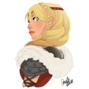Astrid (Como Treinar Seu Dragão)