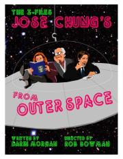 Jose Chung's From Outer Space - Episódio 69