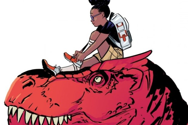 Moon Girl and the Devil Dinosaur