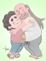 Steven e Greg Universe
