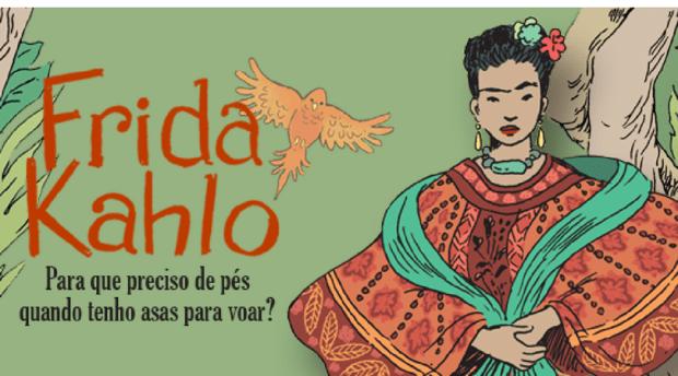 Frida Kahlo - Para Que Preciso de pés de tenho asas para voar?
