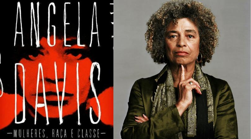 [LIVROS] Mulheres, Raça e Classe: O que feministas brancas podem aprender com Angela Davis