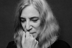 Patti Smith. Foto de Jesse Ditmar (Reprodução)