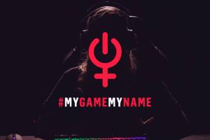 #MyGameMyName