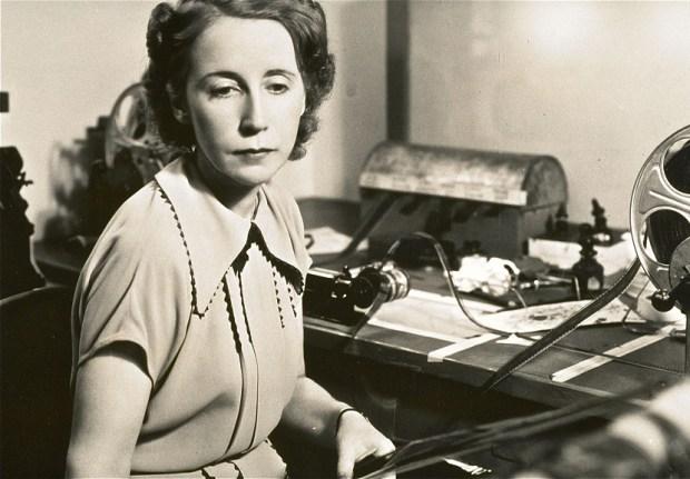 Margareth Booth, montadora por mais de quatro décadas na MGM