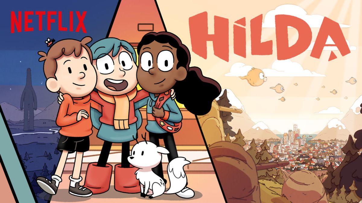 [DESENHO] Hilda: Uma lição valiosa sobre adaptação e mudança para todas as idades!