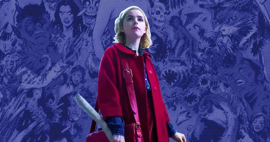 [SÉRIES] O Mundo Sombrio de Sabrina: Situações macabras e o apoio feminino (sem spoilers)