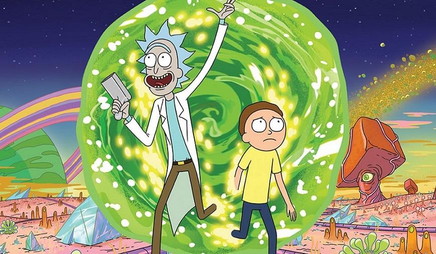 """[DESENHOS] Qual a questão com """"Rick e Morty""""?"""