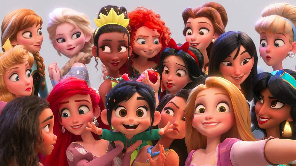 [CINEMA] Wifi Ralph - Quebrando a Internet: O filme de princesas que fala sobre feminismo!
