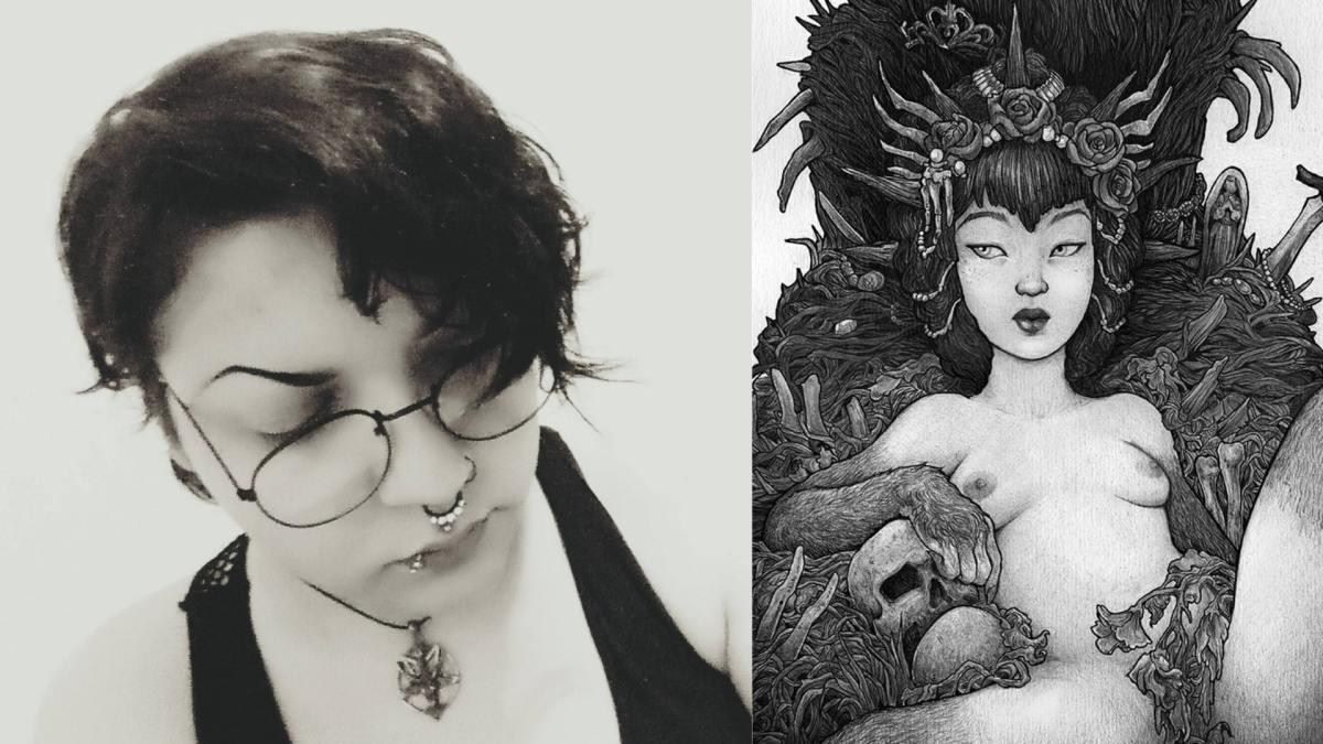 [ENTREVISTA] Monique Moon: do mundo dos jogos à ilustração