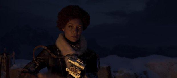 Thandie Newton em Solo: A Star Wars Story