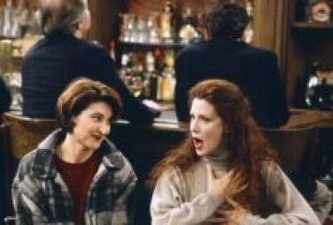 representação lésbica nos anos 90