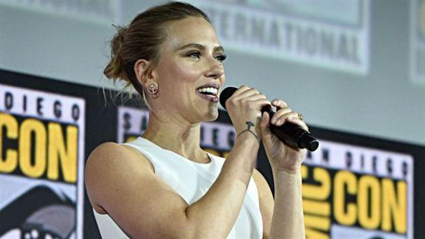 Viúva Negra (Scarlett Johansson)