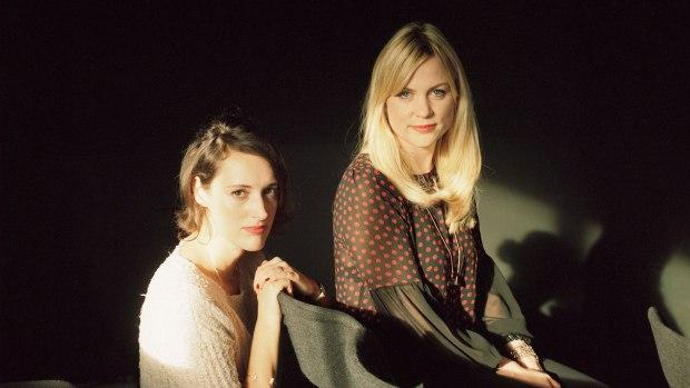 Phoebe Waller-Bridge e Vicky Jones