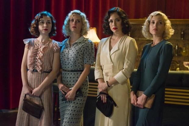 4ª temporada de Las Chicas del Cable