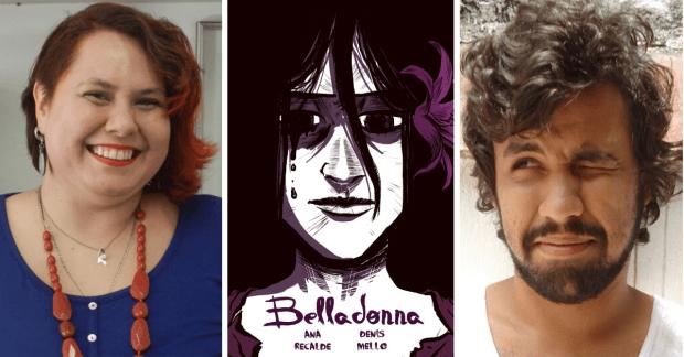 Beladona - Ana Recalde e Denis Mello
