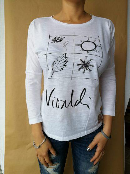 Camiseta Vivaldi Mujer