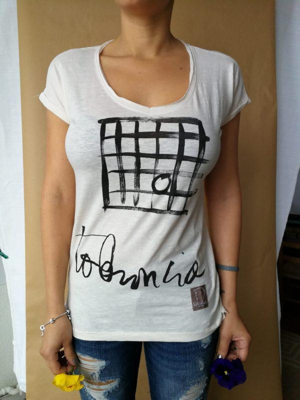 Camiseta Tolerancia mujer