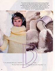 Faux Fur Lace Ribbed Leggings Knit.1