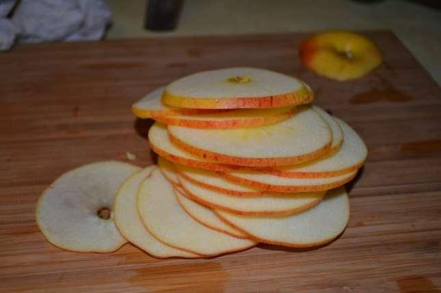 Baked Apple Chips | Delish D'Lites
