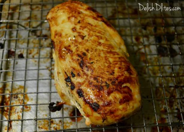 Garlic, Lemon & Thyme Roasted Chicken Breasts | Delish D'Lites