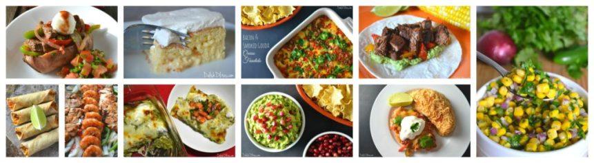 10 Cinco De Mayo Recipes   Delish D'Lites