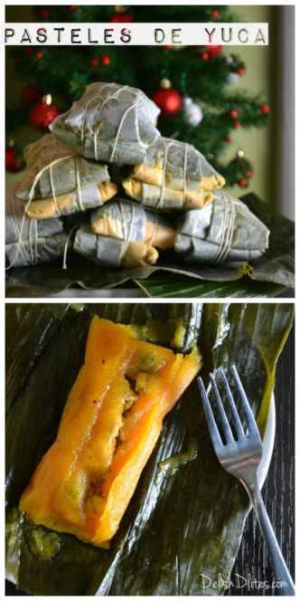 Puerto Rican Pasteles de Yuca | Delish D'Lites