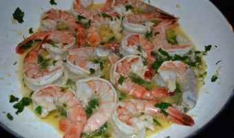 Delish Shrimp Scampi