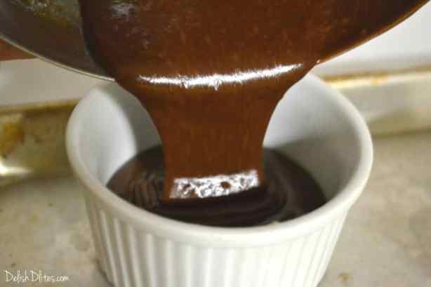 Chocolate Molten Lava Cakes for 2 | Delish D'Lites