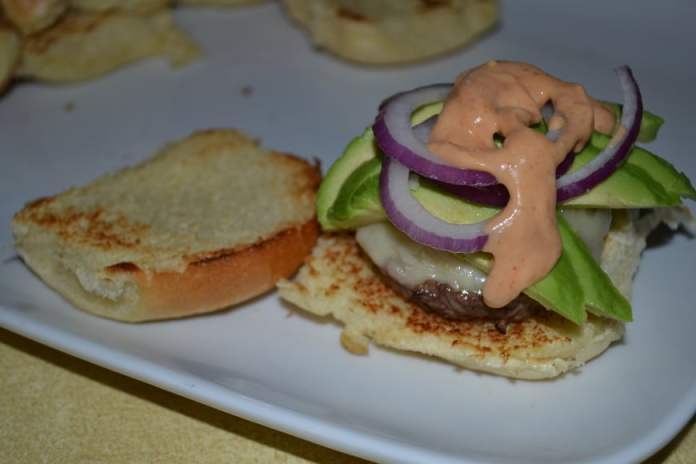 California Sliders | Delish D'Lites