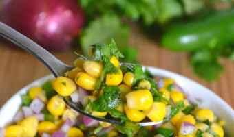 Copycat Recipe: Chipotle Corn Salsa