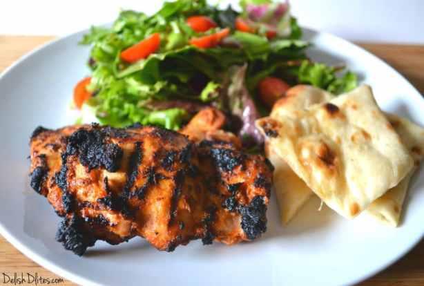 Tandoori Chicken | Delish D'Lites