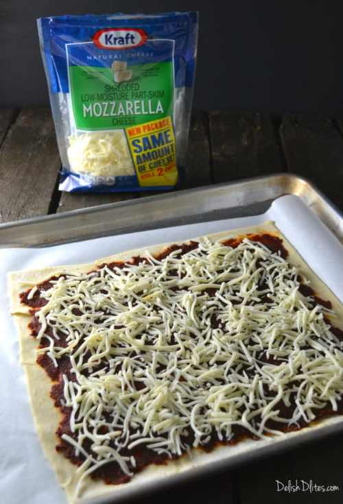 Pesto Puff Pastry Pinwheels | Delish D'Lites